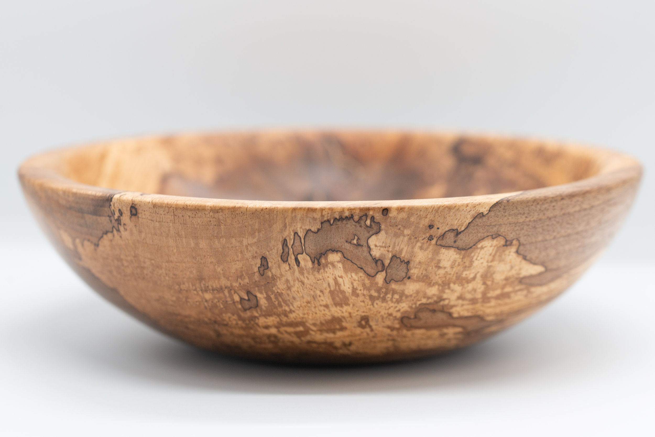 Spalted Walnut Bowl