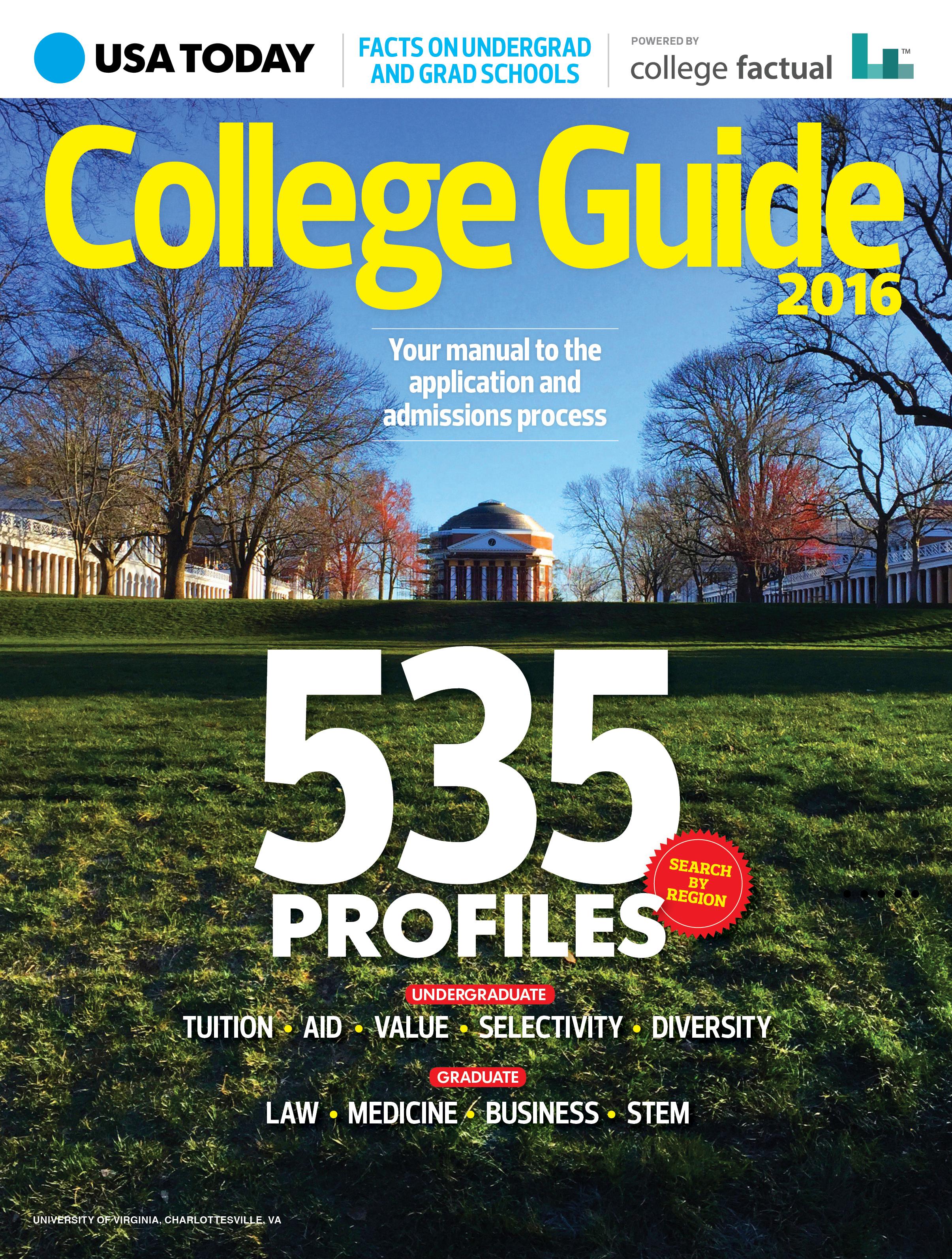 College Guide 2016
