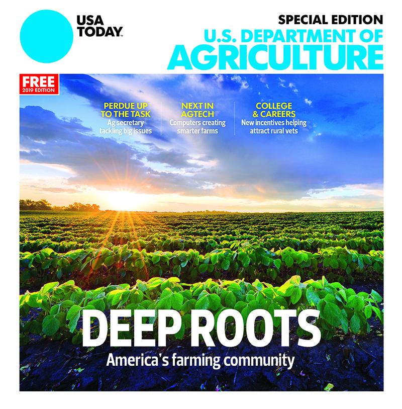 U.S. DEPT OF AGRICULTURE
