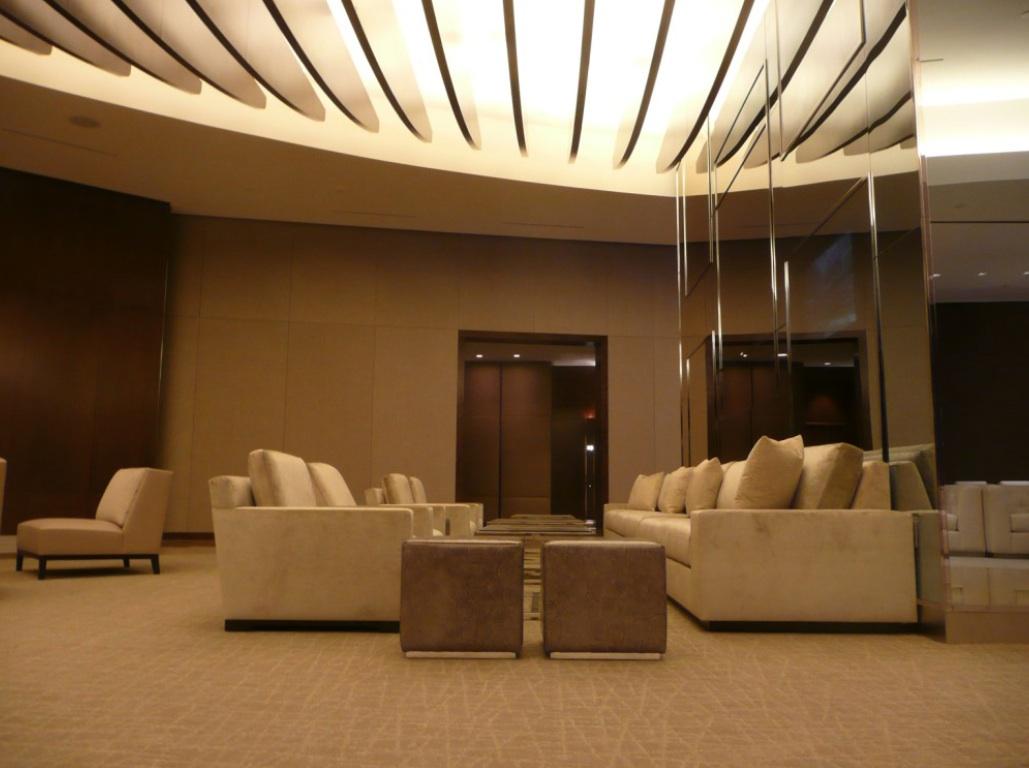 TRU custom 21' sectional sofas