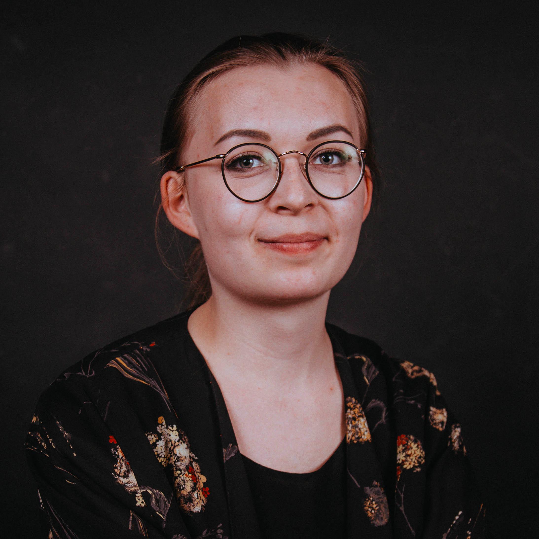 Heta Aho, taiteellinen johtaja Kuva: F anny Carolina