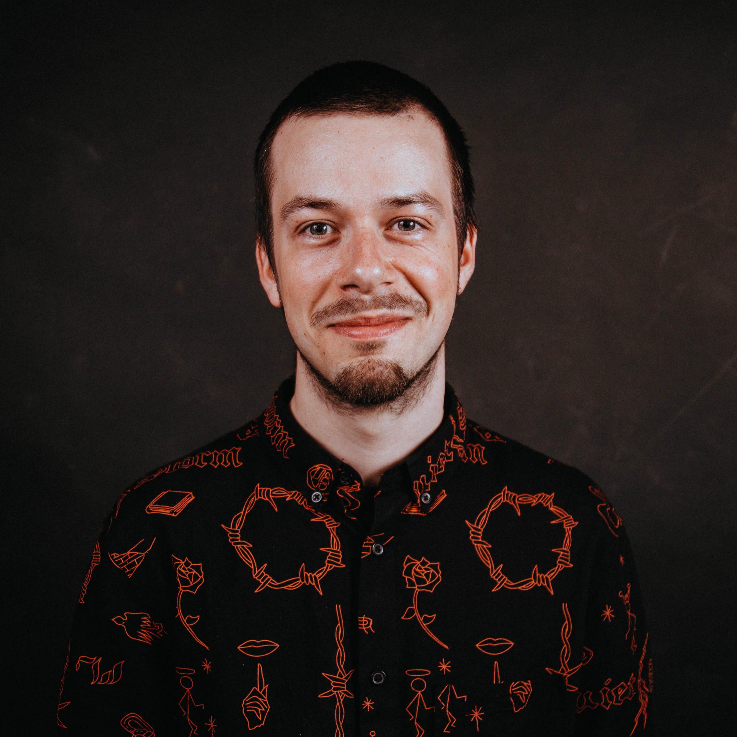 Daniel Rieder, tuottaja Kuva:  Fanny Carolina