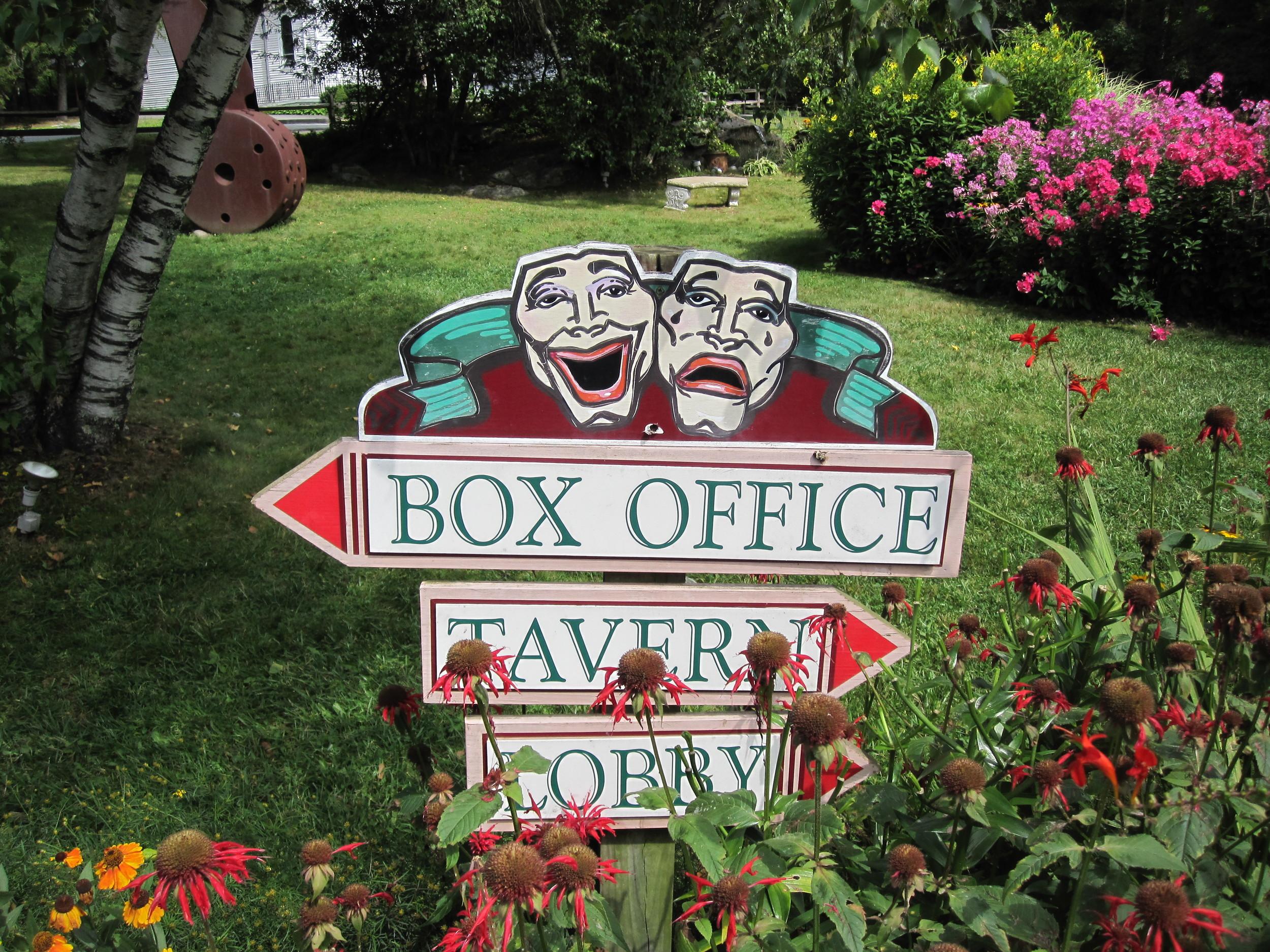 Forestburgh Playhouse Administrative Staff