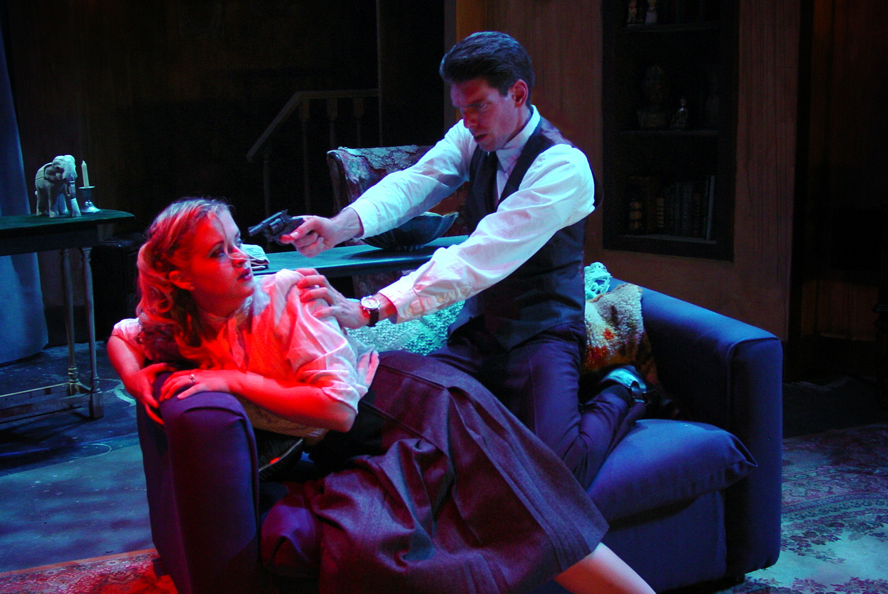 Forestburgh Playhouse Non-Equity Actors