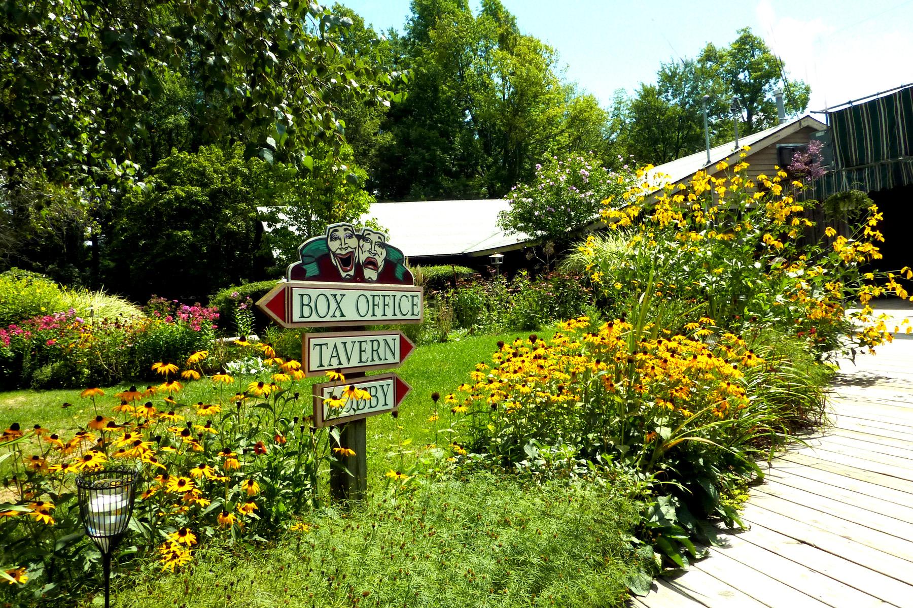 Forestburgh Playhouse Garden 2010.jpg