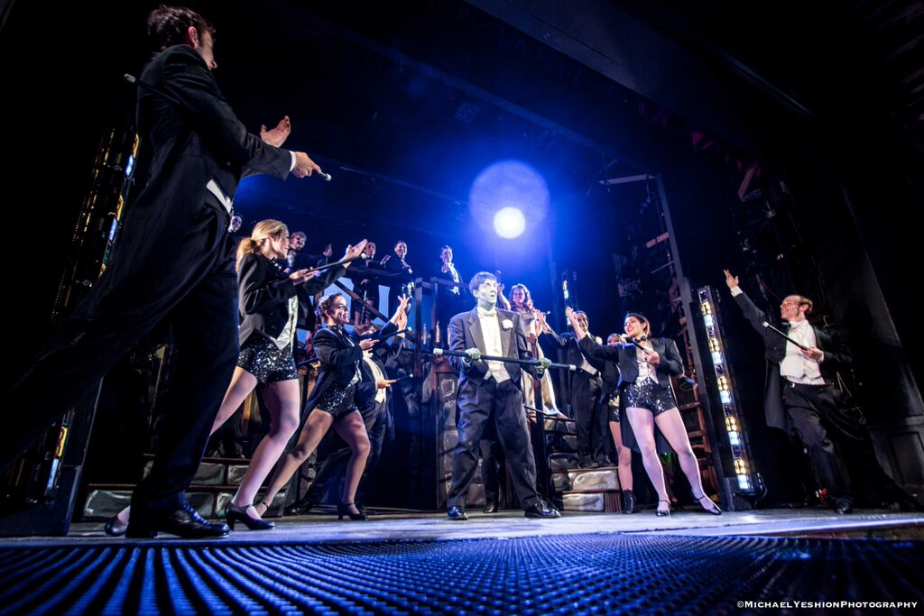 ResCo Actors in  Young Frankenstein  2015