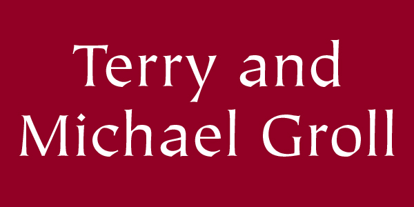Copy of Terry & Michael Groll