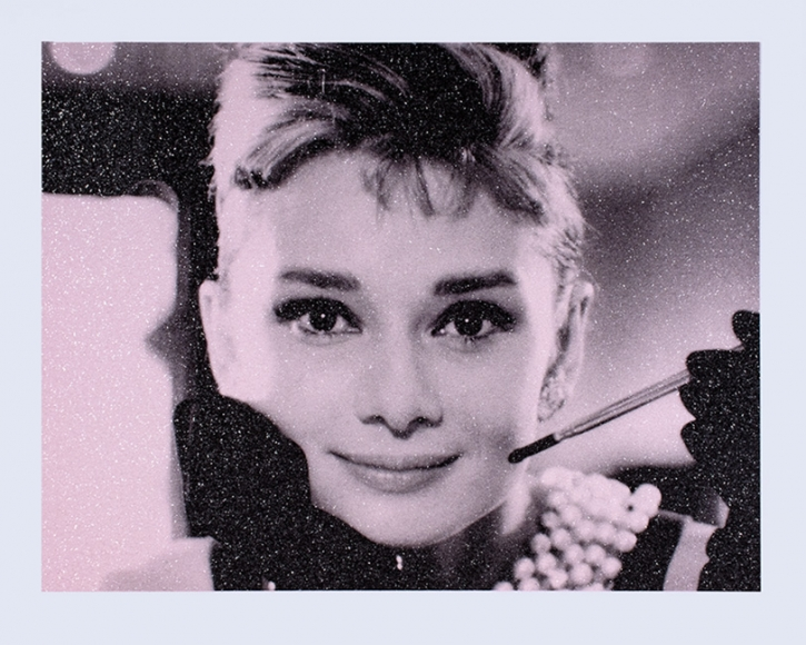 "Our featured Silent Auction Item is… - a fabulous limited edition of ""Audrey Hepburn"", a limited edition screenrprint on diamond dust paper by acclaimed artist, Russell Young! Thanks to the generosity of Taglialatella Galleries NYC. Bidding for Audrey will begin starting Tuesday, July 30th and will continue until bidding stops on August 10th at the Gala. This is only one of the many amazing items!"