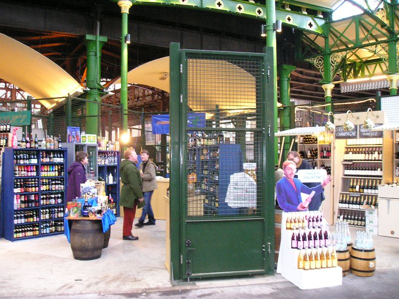 Riesige Auswahl - The Cage at Borough Market