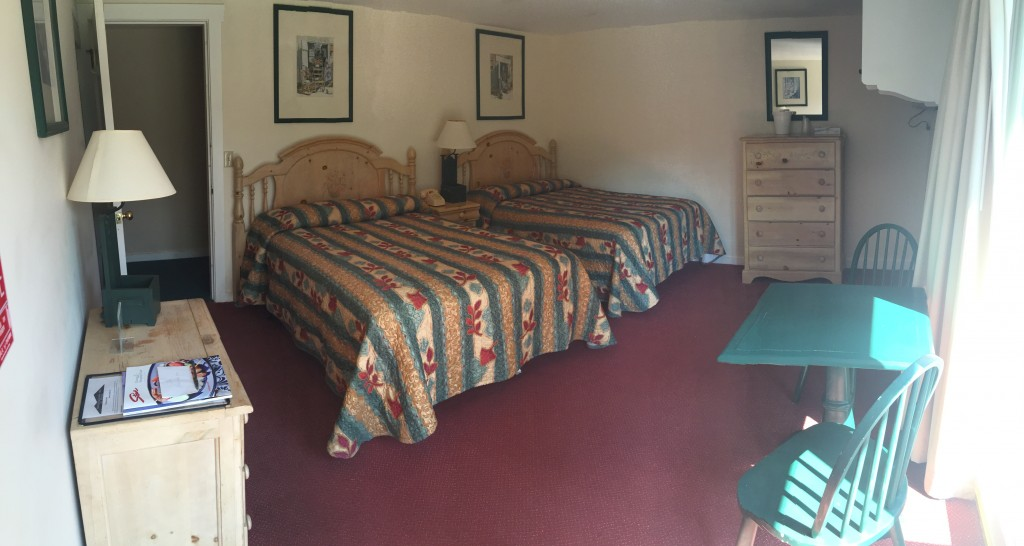 Double and Twin Bed Room