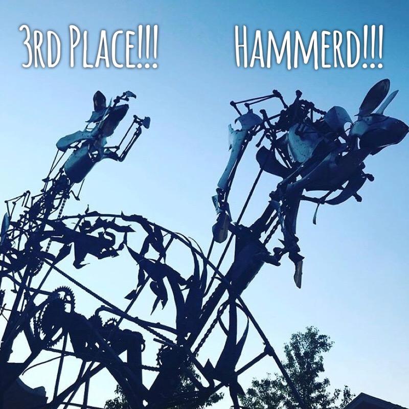 3rd Place: Hammerd