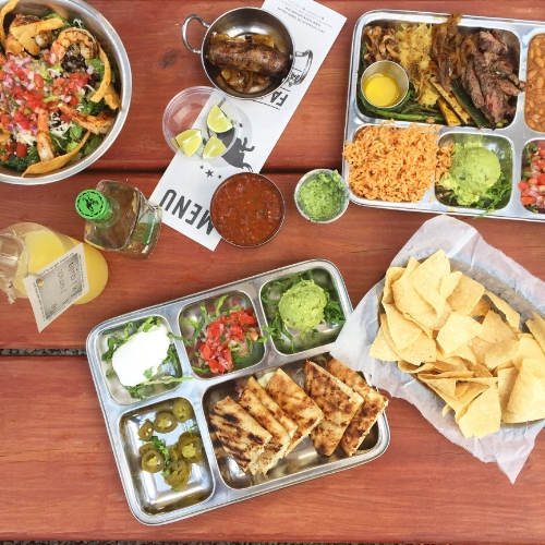 """Sarah in the South compiled a   Houston Super Bowl """"Top 10"""" Eats"""