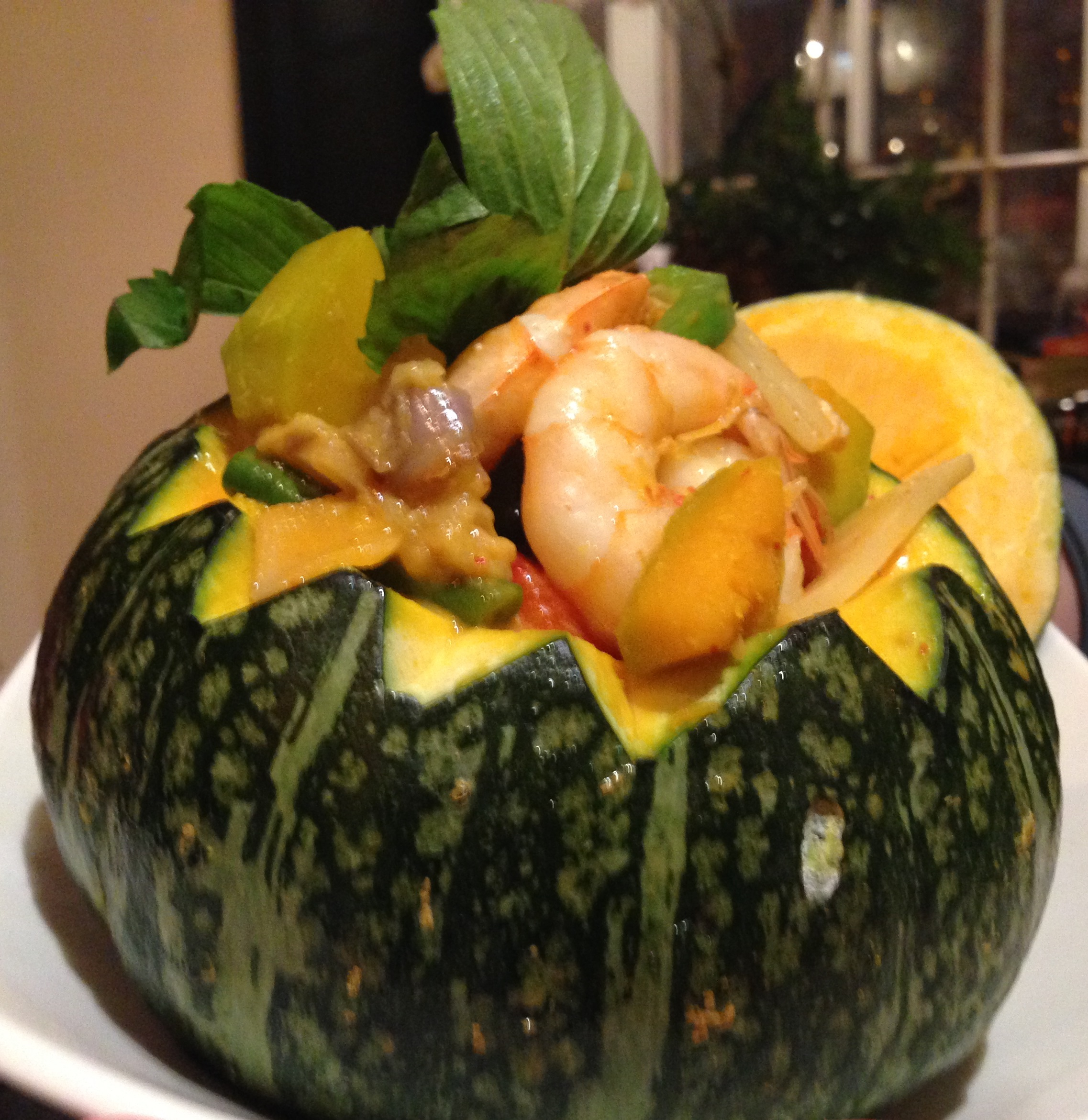 Aromatic Pumpkin Curry