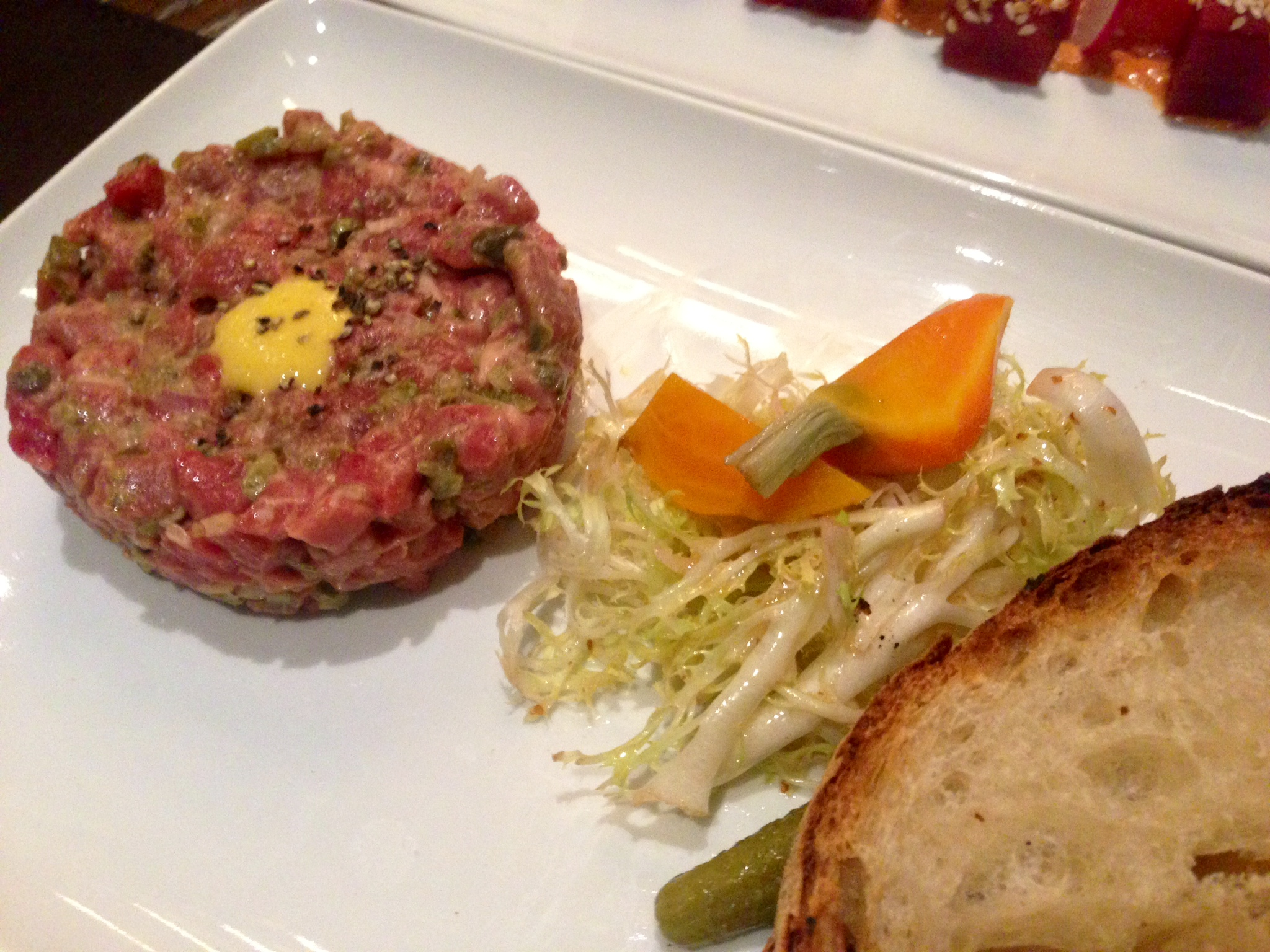 Hand- Cut Steak Tartare