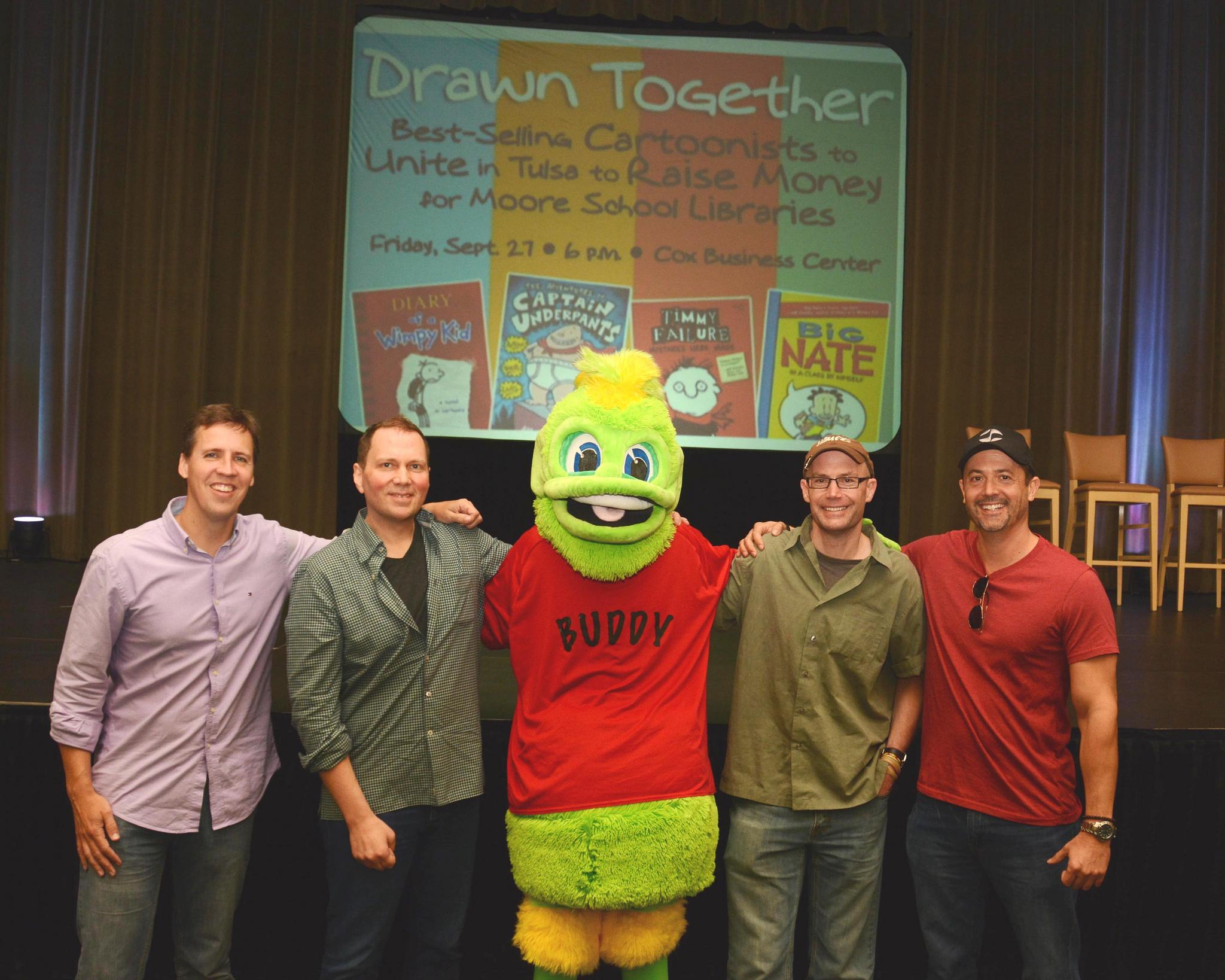 Kinney, Pierce, Buddy Bookworm, Pilkey & Pastis