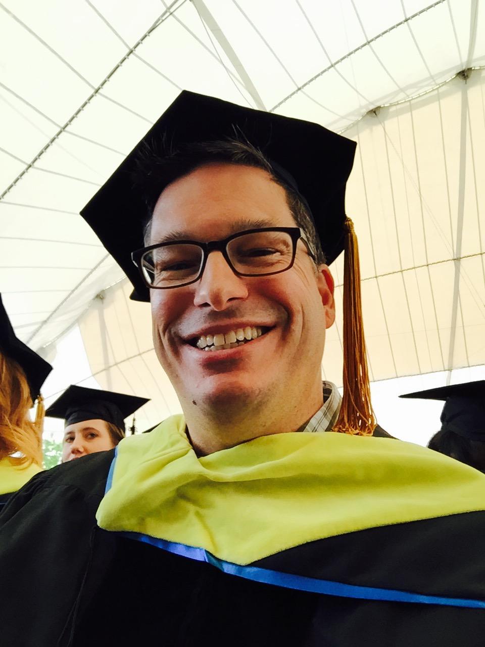 Ph.D. Graduation