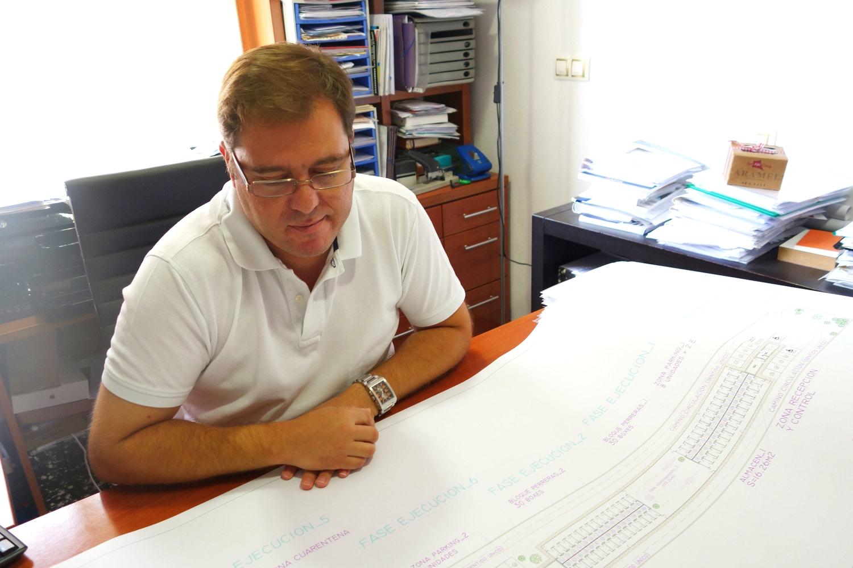 Jesus Torres Rubio, Progecon Ingenieria