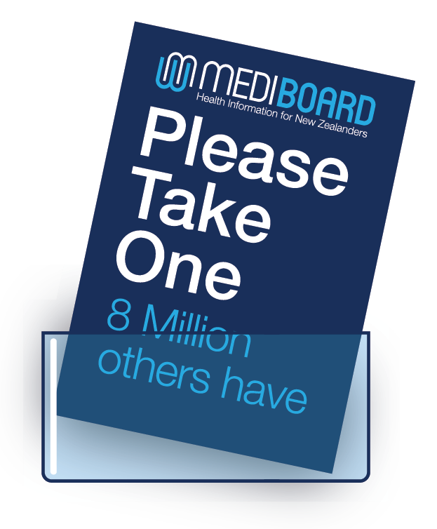 MediBoard - Please Take One
