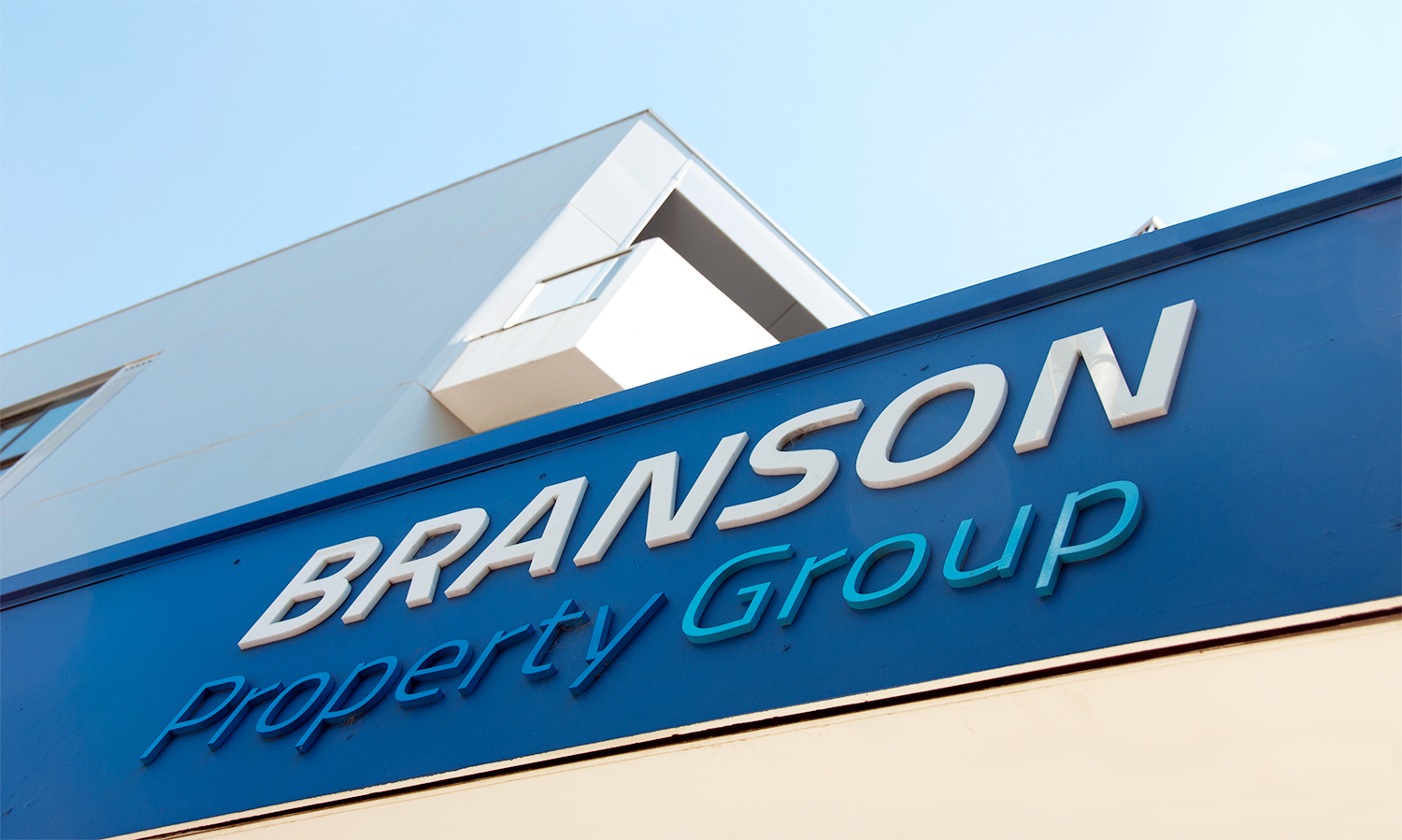 Gray Design Branson Property Group Signage