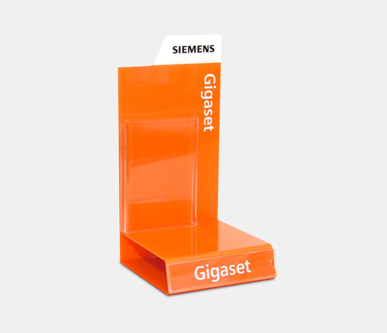 Gray Design Siemens point of sale