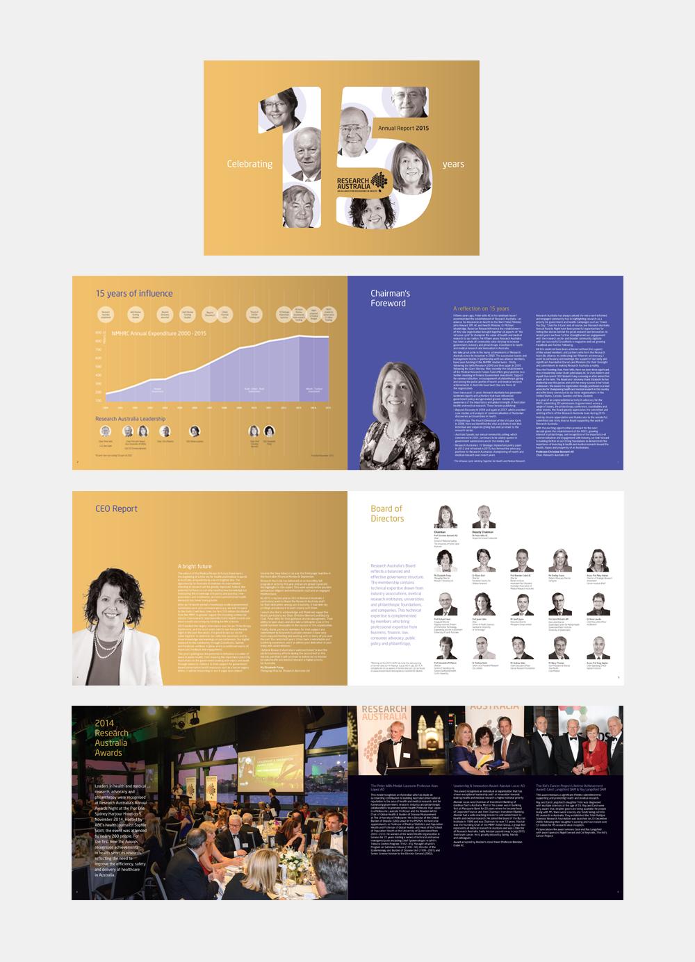 Gray Design Research Australia Annual Report