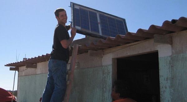 The Green Go Solar Project  Founder  Keith Bonarrigo