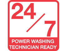 We have technicians ready to provide the best power washing services possible.
