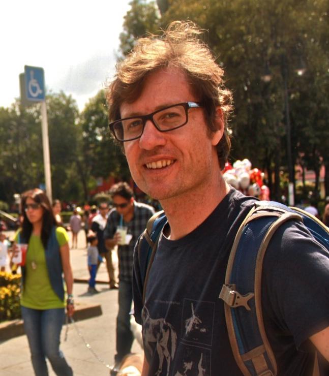 Mexico City 2013