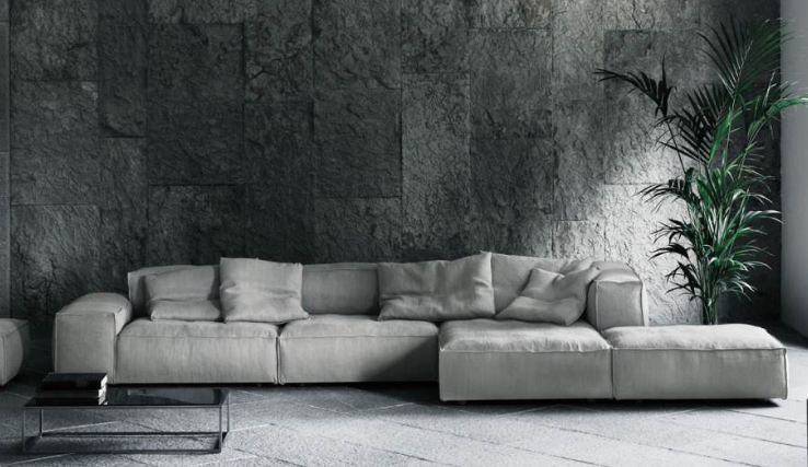 Neo Wall (Living Divani Collection) at Living Space Vancouver. Photo credit - LivingDivani.it