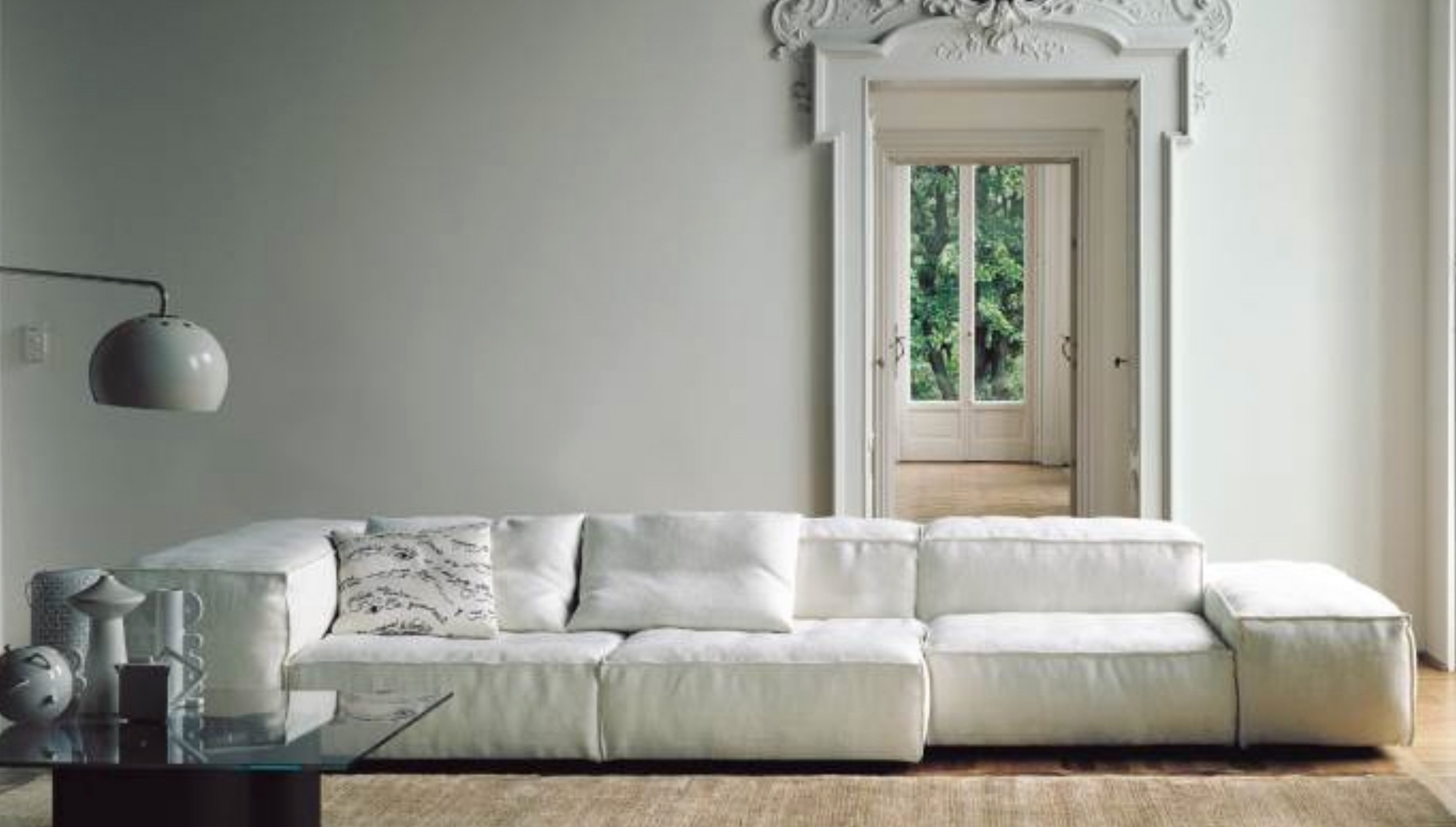 Extra Soft (A Living Divani Collection) from Living Space Vancouver.Photo LivingDivani.it