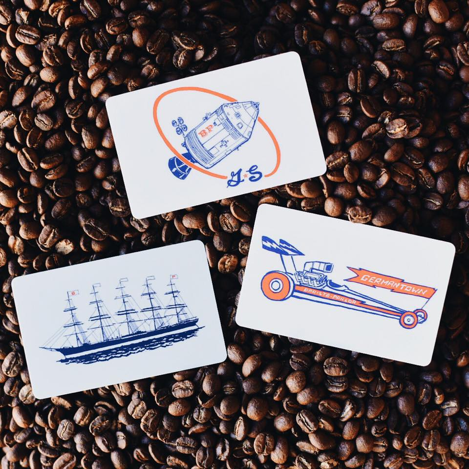 Café    Barista Parlor: Nashville, TN    Gift Cards are not impersonal, if its to one of the best coffee experiences around. I am unashamed to say I have not tasted at anything Barista Parlor I do not love. If you have time to sip and savor, try an iced Cascara tea, and a pastry.