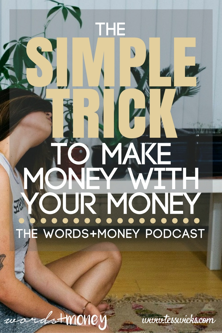 Learn how the rich make money with their money from this expert.