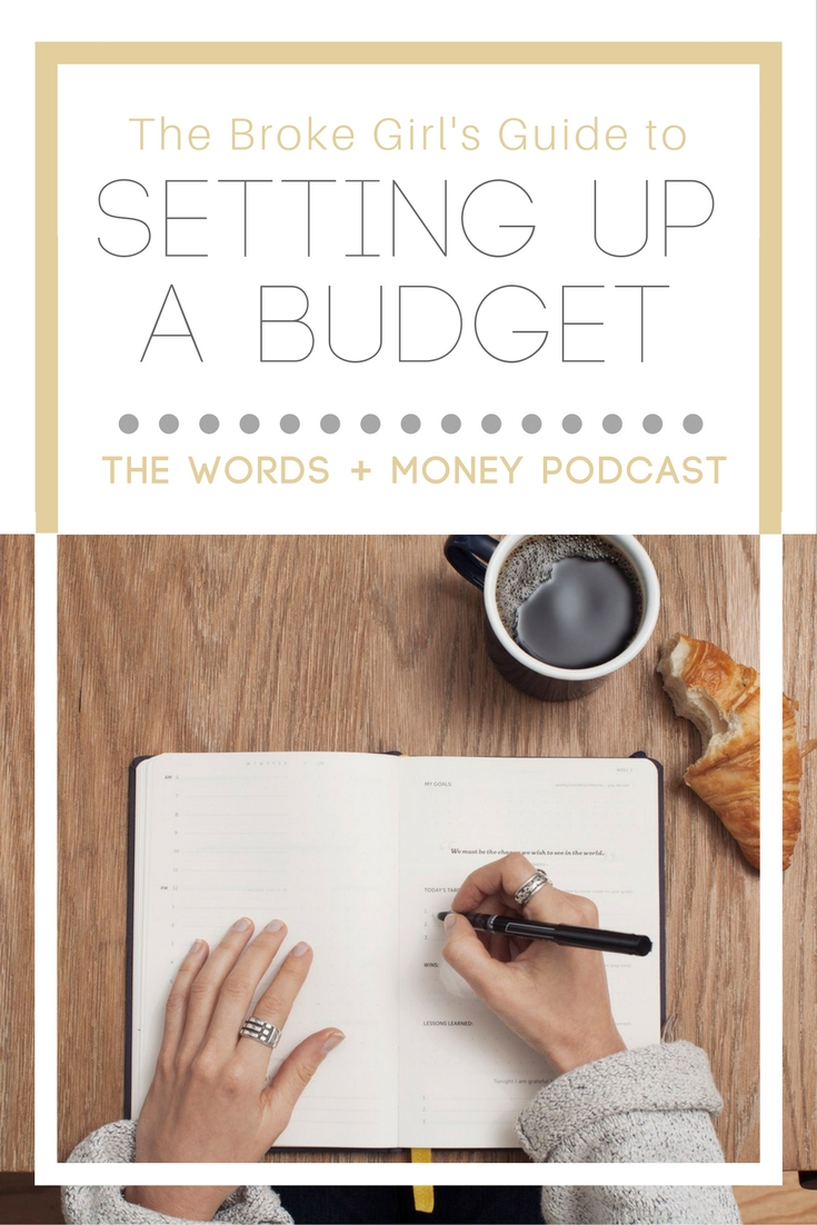 Get this millennial expert's guide to a broke and beautiful budget.