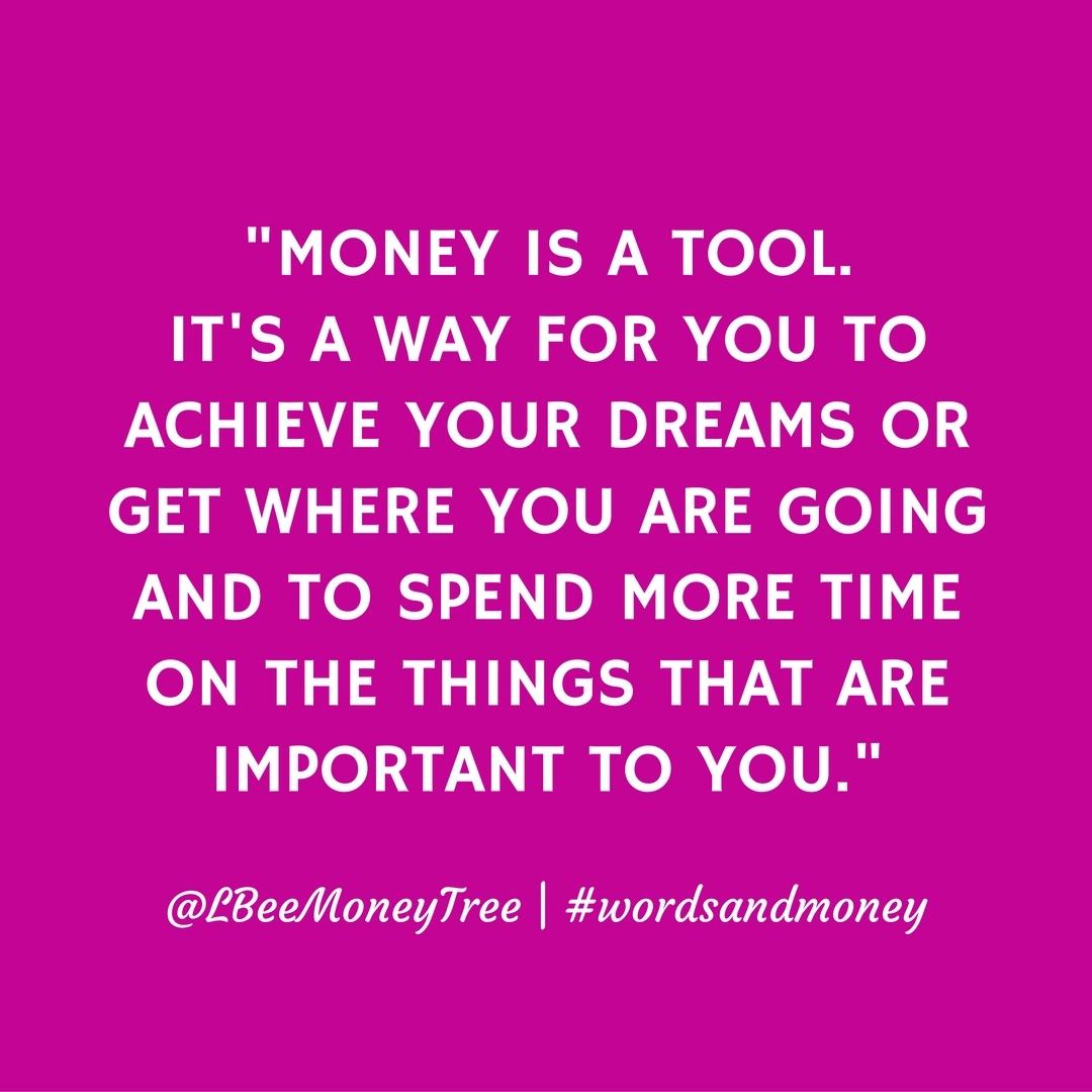 Learn how to use your money to achieve your dreams with Lauren Bowling from LBee and The Money Tree