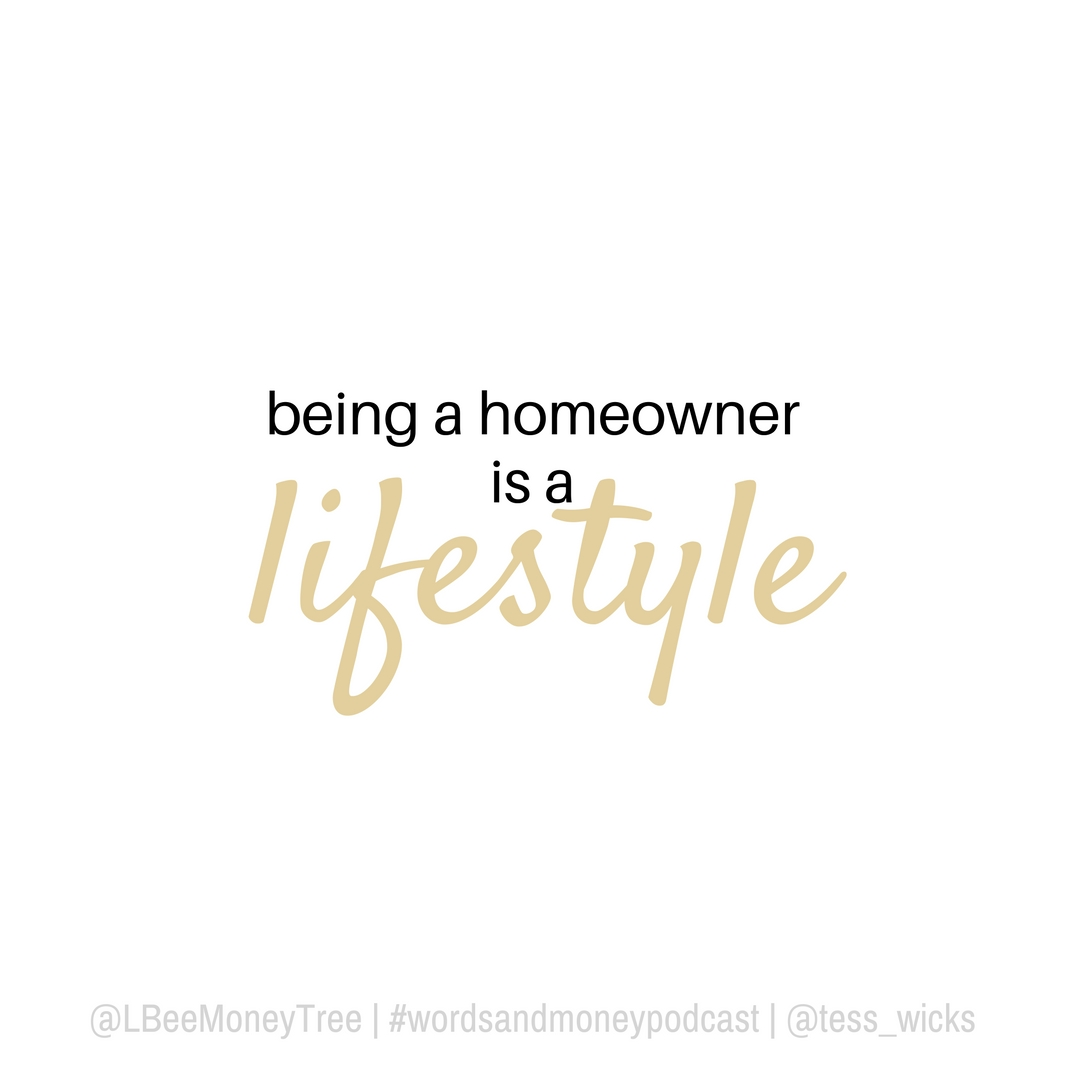 We're talking about homeownership and everything you need to know when making the decision to buy a home with LBee and The Money Tree.