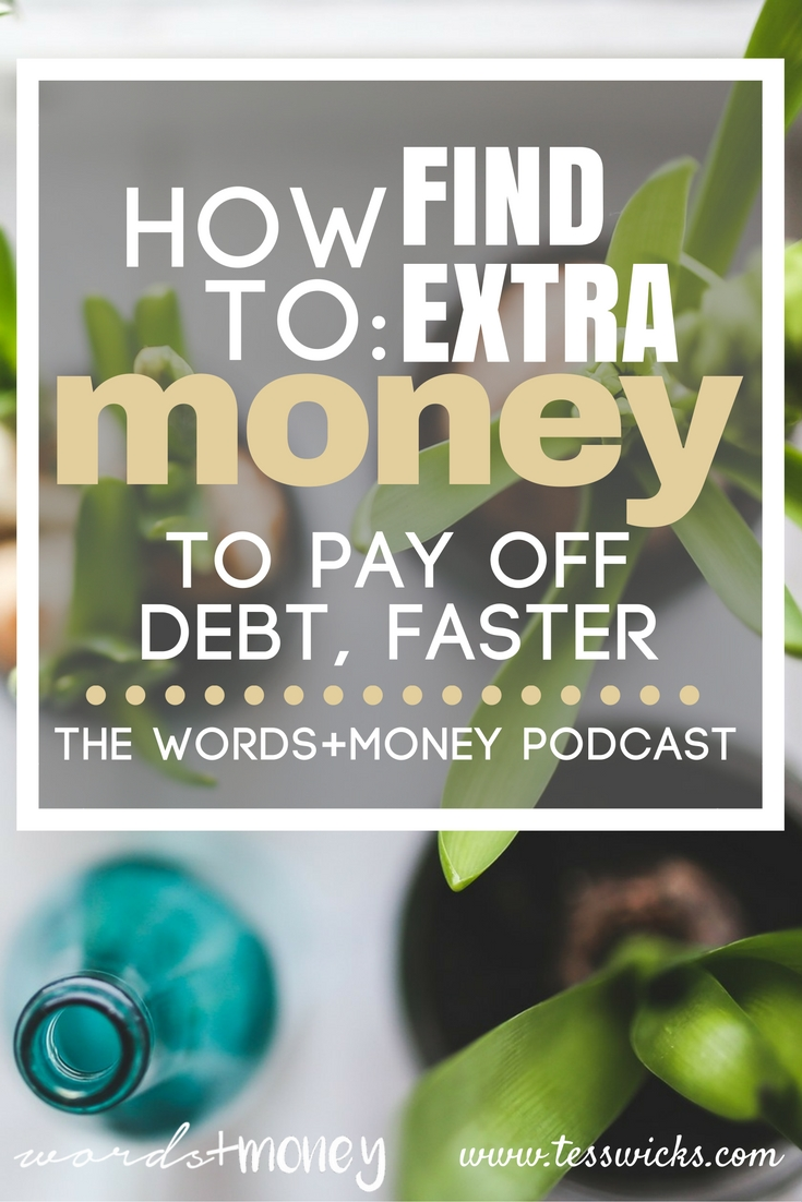 Love this! - How to Find Extra Money to Pay Off Debt, FAST! - A helpful video for finding more money to blast away debt. Check it out and Pin for later!
