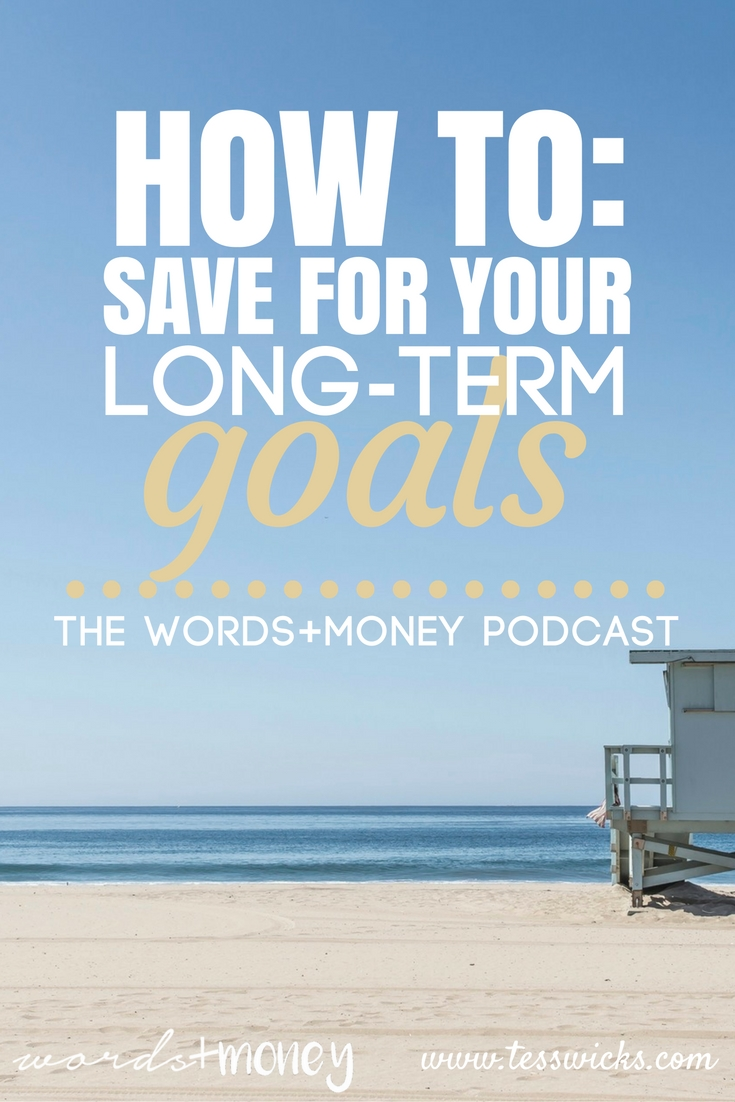 How To Save and Invest for the Long-Term - This super simple video series breaks down our goals and different strategies to achieve them, financially. Just what I needed!
