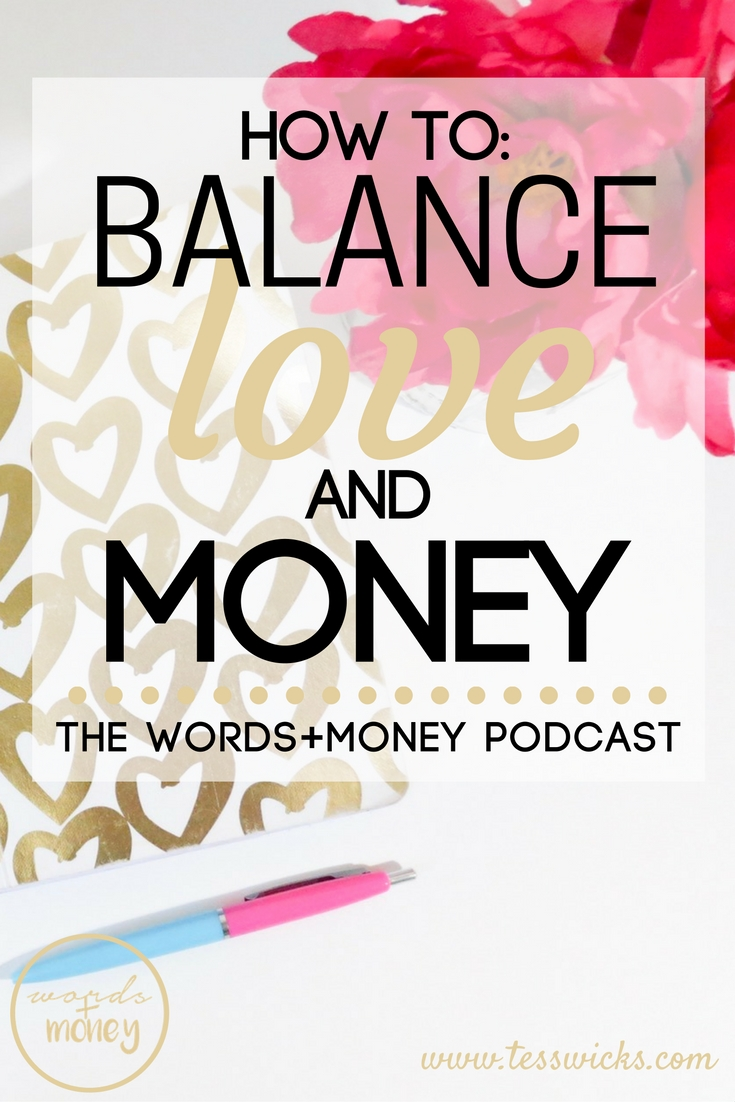 Balancing Love and Money - A Panel Discussion with 3 Female Money Experts on the Words and Money Podcast