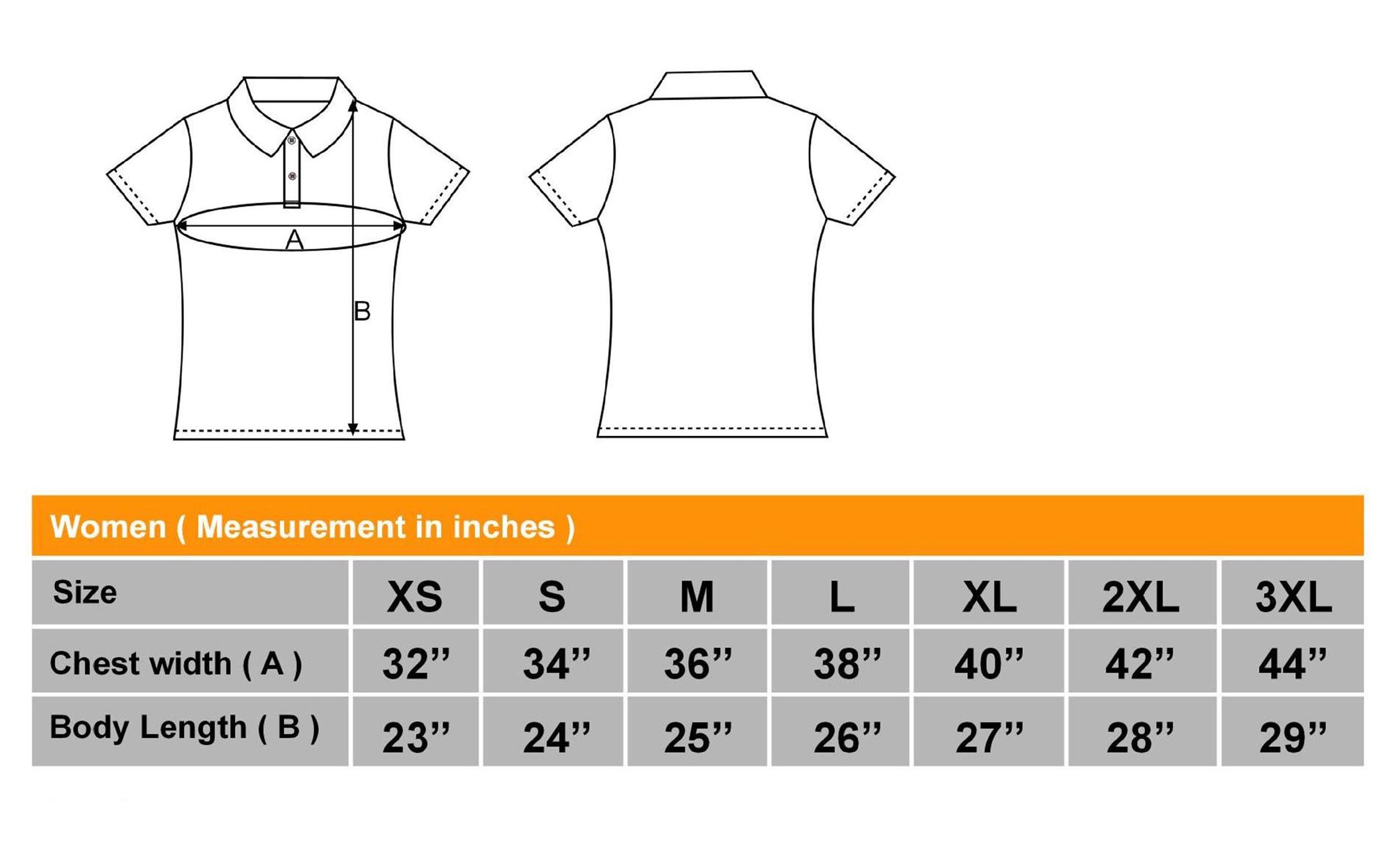Size Chart — Sin Mue Mue Pte Ltd