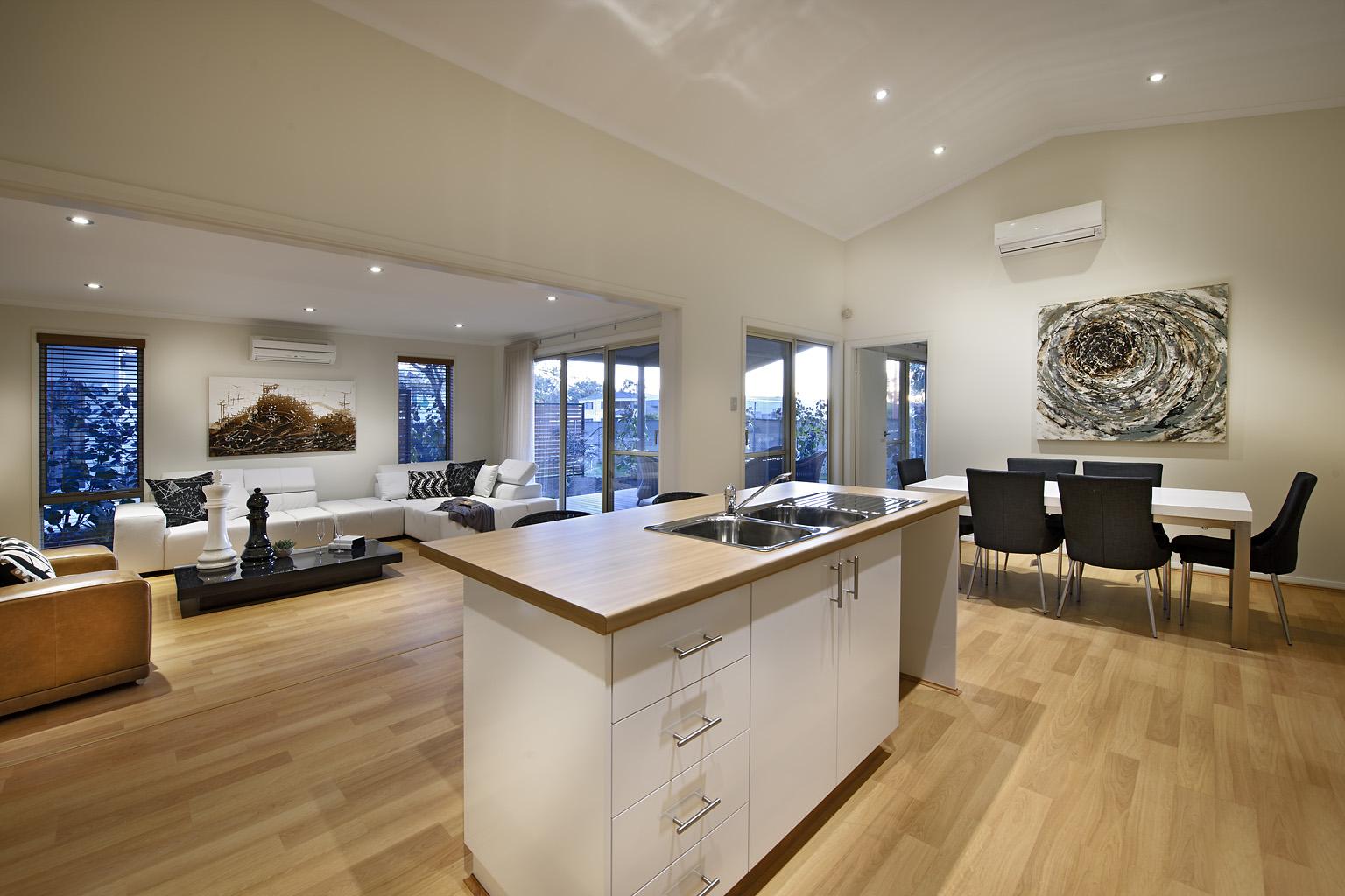 The Pilbara: You'll find TRue quality inside every TR home.