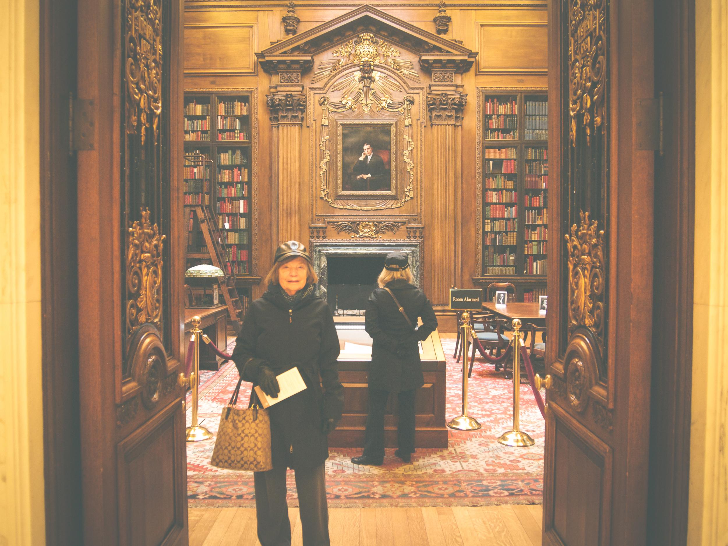 Widener Library