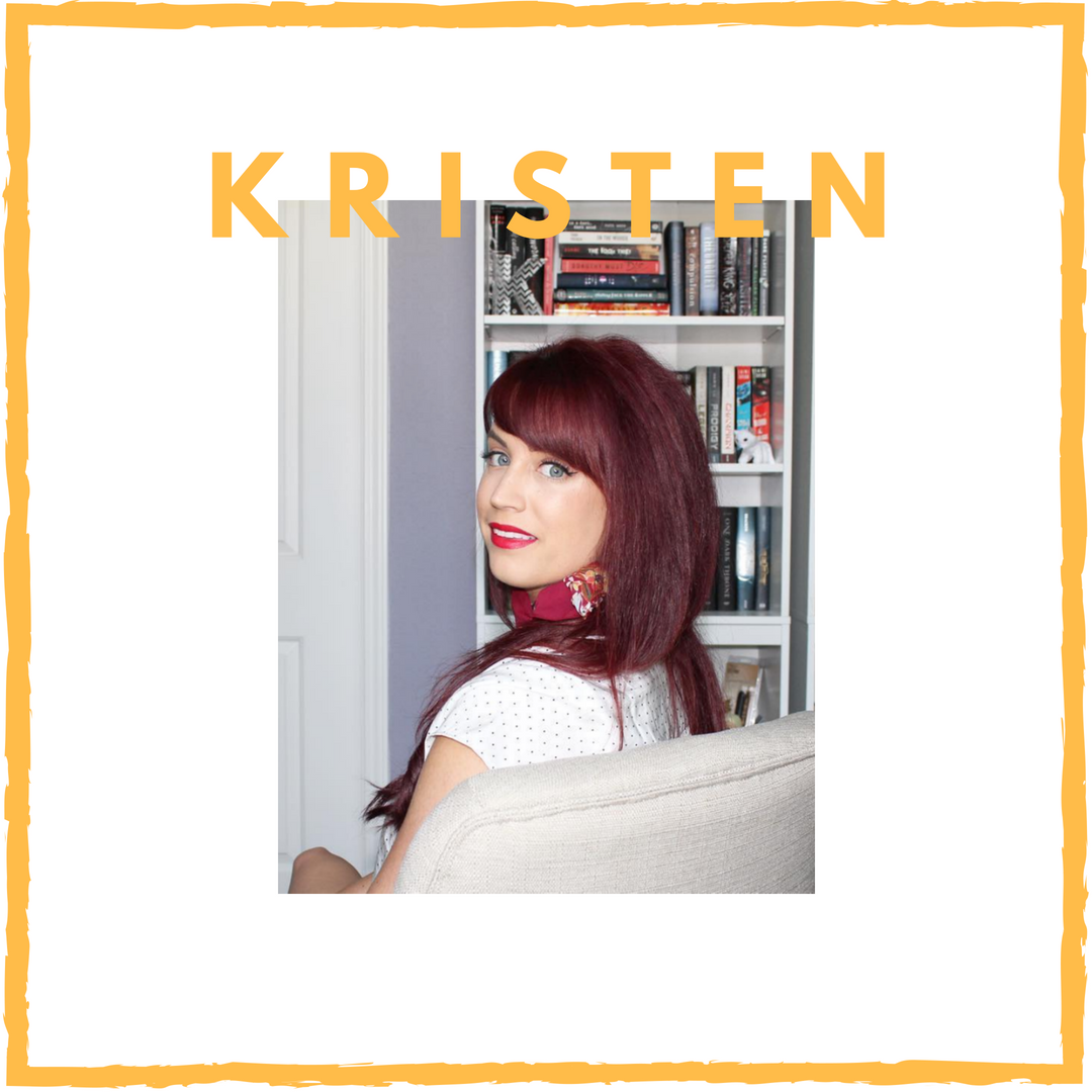 Bestselling Author and YouTuber Kristen Martin - AuthorTube Kristen Martin - Word Weaver Podcast - Bestselling Amazon Author