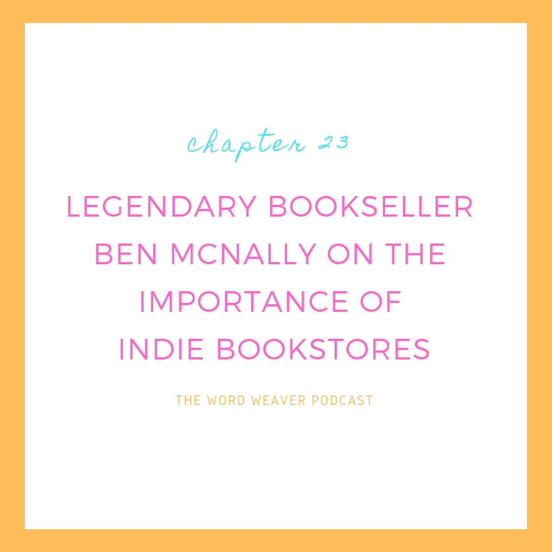 Legendary Bookseller Ben McNally on The Importance of Indie Bookstores - Toronto Bookshop