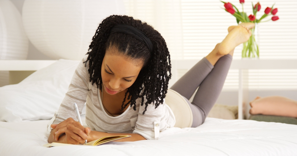 Write down and review your healthgoals to help you achieve them.