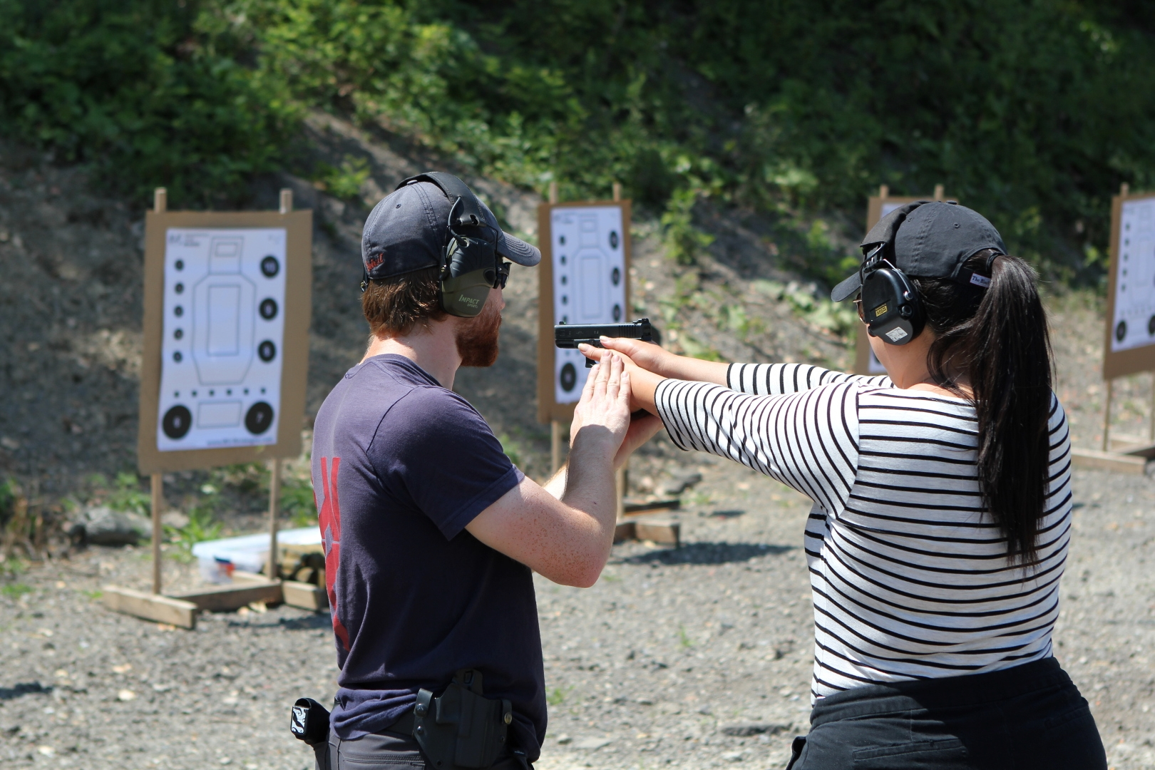 Learn about common shooting mistakes