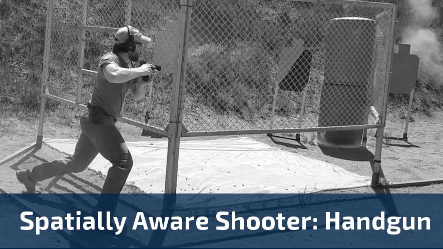 Spatial Shooter: Handgun