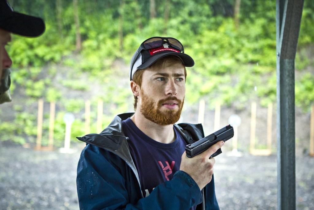 Kyle Hendrickson   :   USPSA competition shooter