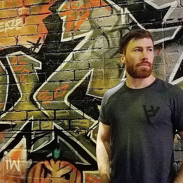 "Get your Waypoint ""mark"" shirt over on Amazon. Ships via normal or prime accounts.  Comfortable and low key, plus looks good near urban graffiti.  Just search ""waypoint shirt"" on Amazon.  #waypoint #onpoint #amazonprime #erockapparel #boston #wallart #cambridge #cleveland #harvard #ohio #masterclassjackass #style #gingeradventures #realassfundamentals #dopethreads"