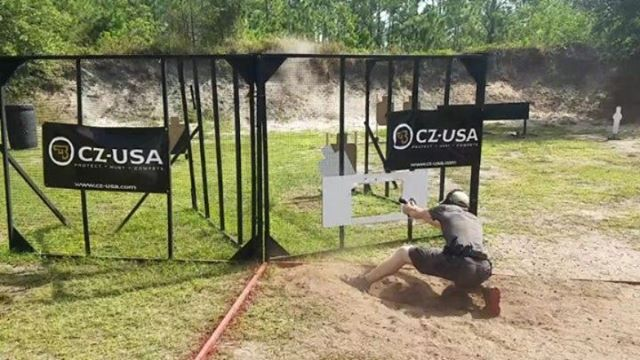 Optics nationals stage footage. Placed 7th in Carry Optics at 89.38%  @theuspsa @czusafirearms @sigsauerinc  #waypoint #onpoint #shooting #USPSA #nationals #federalpremium #frostproof #afloridaman #yeet #sofleteshooters #czusa #czechmeowt #prana #stretchyshorts #povertyopen #noticemesenpai