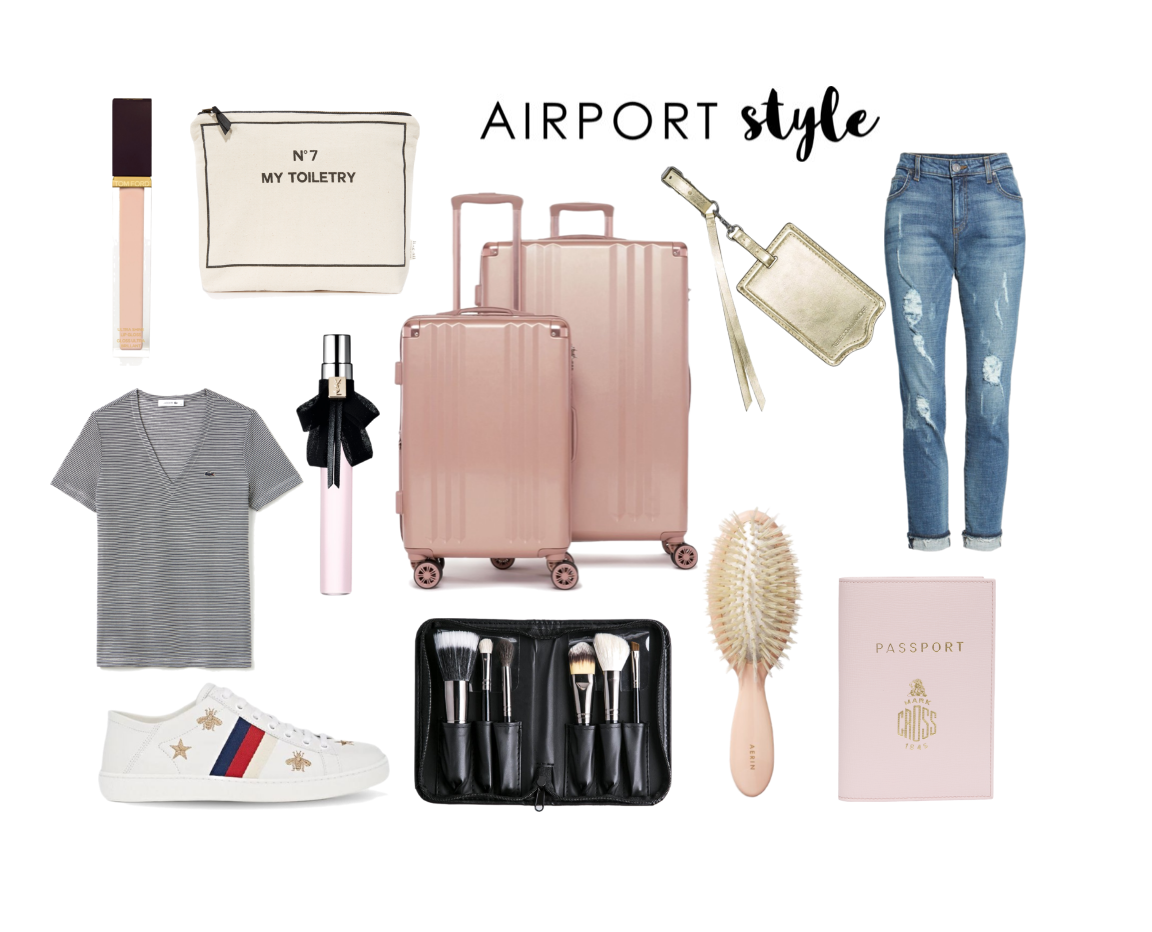 "Here's an amazing travel shopping guide with some of my ""go-to's"" and some of my travel wish list. Click on anything you like down below & happy traveling!"